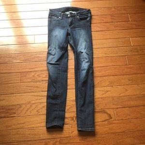 H&M super skinny jean size 25